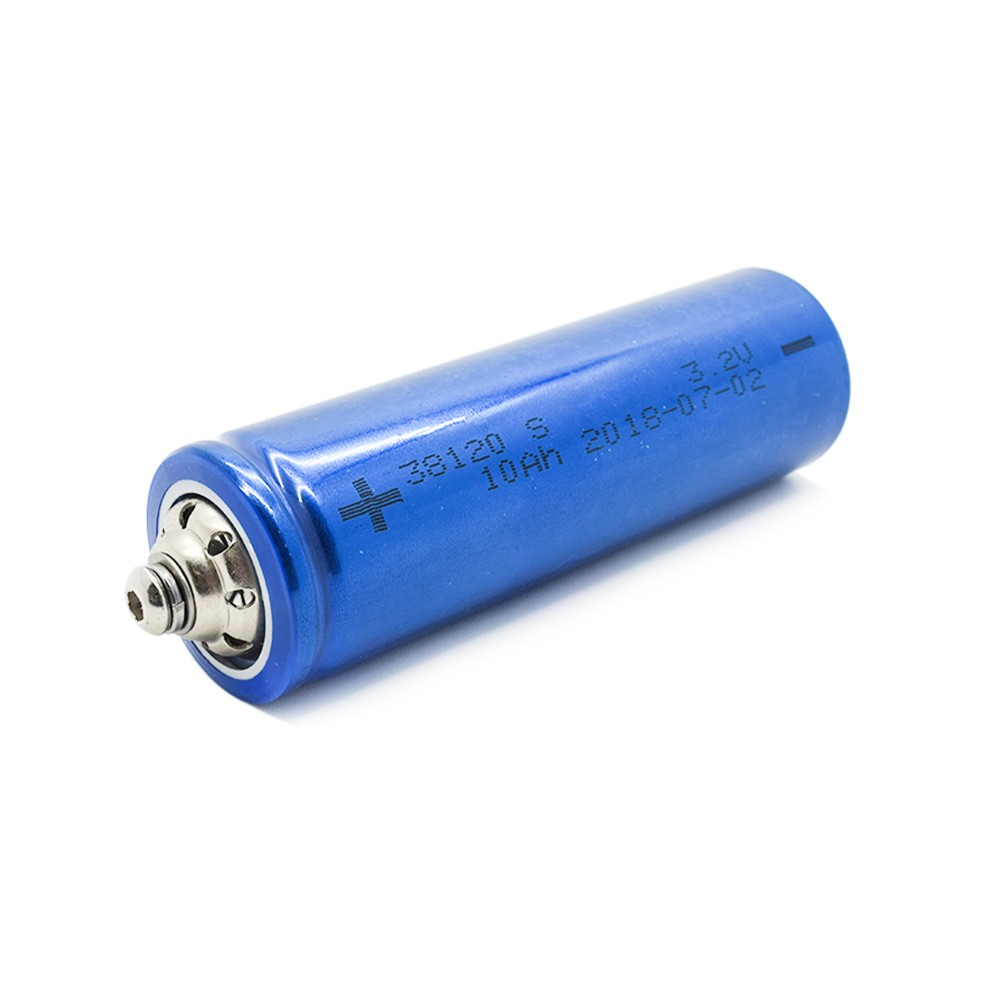 rechargeable 38120S 38120 3.2V LiFePO4 10Ah lithium ion battery cell
