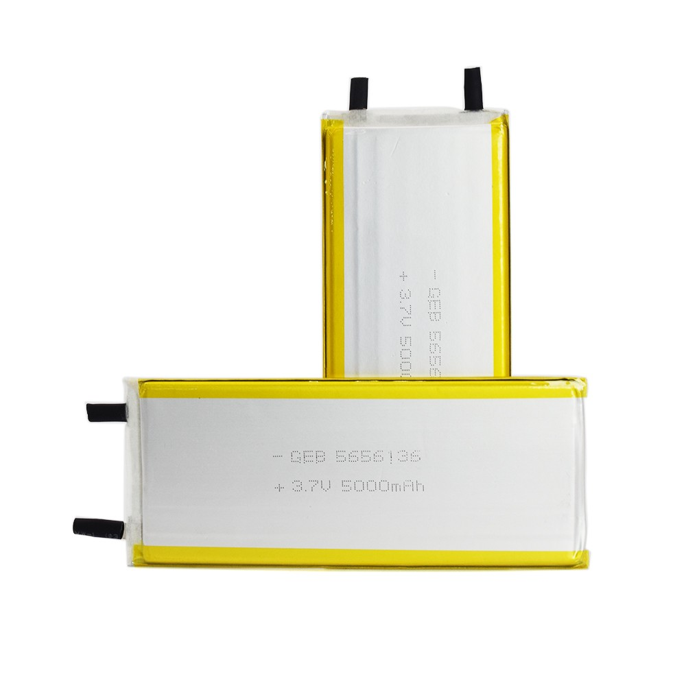 3.7V 5000mah battery cell
