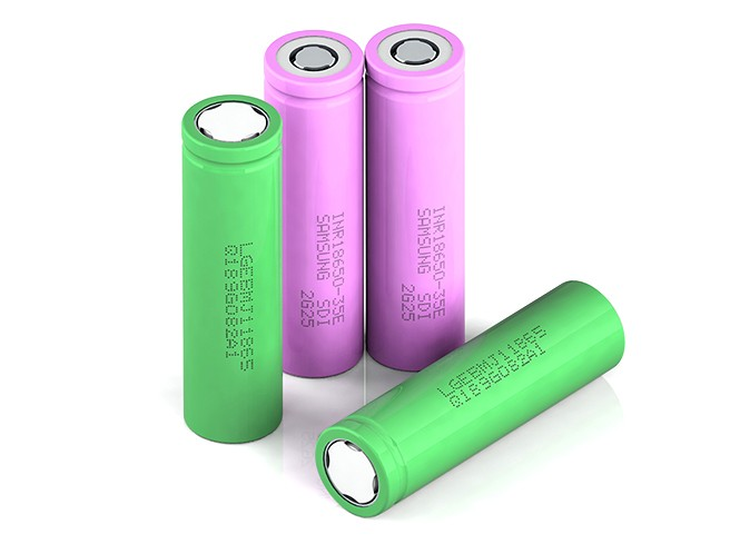 LG INR18650MJ1/ SAMSUNG INR18650 35SE 3500mAh lithium cylindrical battery