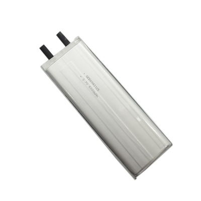 High energy density rechargeable 8043125 3.7V 6000mah lithium polymer ion battery