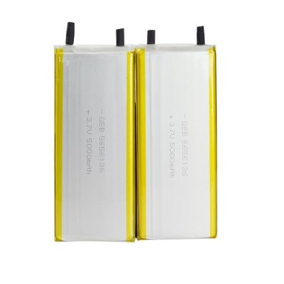 5000mah 3.7v 5656136 lithium polymer battery for tablet PC