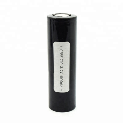 Hot selling 21700 3.7V 4000mah rechargeable li-ion Cylindrical battery for -Ebike